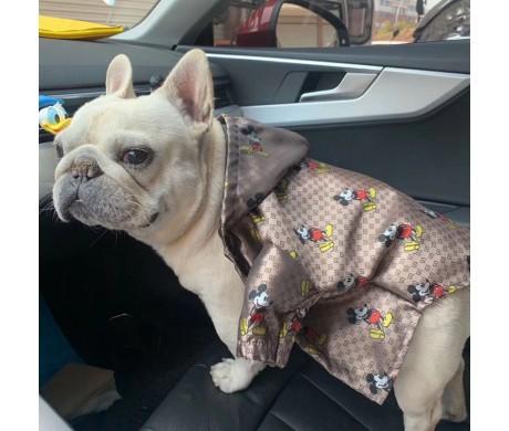 Gucciディズニーミッキーマウコラボ 犬服とフェンディモンスター ドッグウェアおすすめ