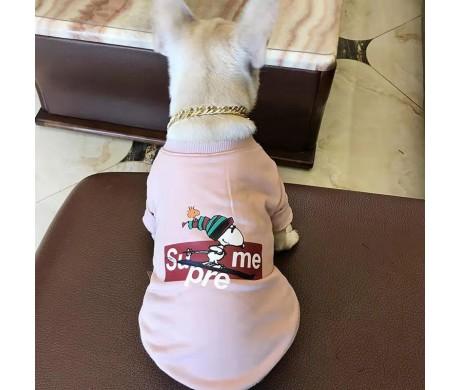 ブランドシュプリーム ドッグウェア コピーペット用かわいいSnoopy犬服オススメ