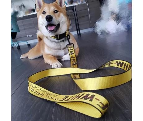 1off white 犬 首輪 ブランドコピー と ペット用品犬服 コピーオススメ