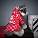 ディズニー ミッキーマウス 犬服  かわいい ドッグウェア パーカー 新年 ペット犬の服 春秋冬 パーカー 防寒 Mickey柄 ペット用品 ドッグウェア スフィンクス 愛犬愛猫服 tシャツ 犬用コート 秋冬服 人気 可愛い