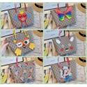 グッチ ミニハンドバッグ 蝴蝶オシャレブランド mini ショピングバッグ 可愛いキリン 蝶結び付き ファッション 大人気 ファッション