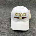 GG ブランド ベースボール キャップ 帽子 スーパー 刺繍入り 黒白 ペアお揃い 男女兼用 メンズ レディース コピー