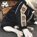 グッチ 犬服 ワンちゃん用 ドッグウェア ベーシック ジップアップ チワワ ダックス トイプードル マルチーズ 夏服 傷なめ防止 抜け毛対策 小型犬 ペット服
