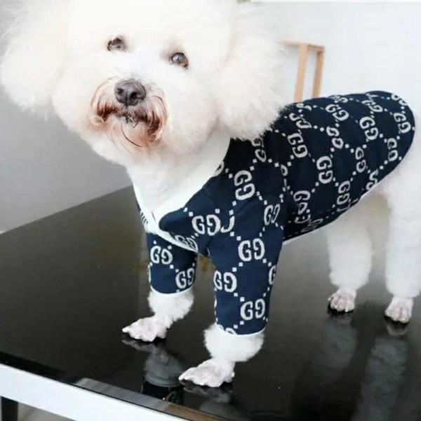 GG 犬服 ワンちゃん用 ドッグウェア ベーシック gg ジップアップ チワワ ダックス トイプードル マルチーズ 冬服 傷なめ防止 抜け毛対策 小型犬 ペット服