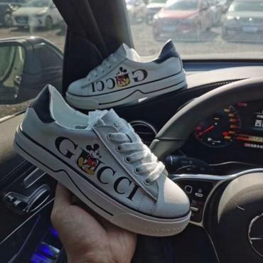 GG ディズニーエース ディズニーコラボ メンズ スニーカー パロディ ブランド gg靴 偽物メンズ レディース スーパー コピー 激安