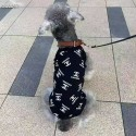 Chanel ペットウェア 猫服 ブランド ベスト ペット用品 犬用 シャネル ドッグウェア 春秋冬服 英字柄プリント ロゴ入り 可愛い 柔らかい ファッション 犬服 ペット服 犬用 お散歩 お出かけ 小中型犬服 春夏犬服 通気 人気 ブランド ドッグウェア おしゃれ 安価 黒色