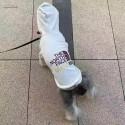ザ・ノース・フェイス コンボ ペット犬服 パロディ パーカー 春秋冬服  韓国風 かっこいい 防寒ジャケット 可愛い 安価 人気 綿製コート THE NORTH FACE ペット服 帽子付き おしゃれ 通気性抜群 かわいい 犬猫服 ファッション感 XS-3XL