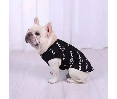 ブランド バレンシアガ 猫犬服 ペット首輪リード 限時販売