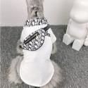 ブランド dior ディオール ペット用品 猫犬服 ポロシャツ ペットバッグ カッコイイ 犬服 半袖 薄い 春夏 ネコちゃん服 おしゃれペット鞄 かわいい バッグ 大人気 洋服 ワンちゃんウェア 小中型犬 対応