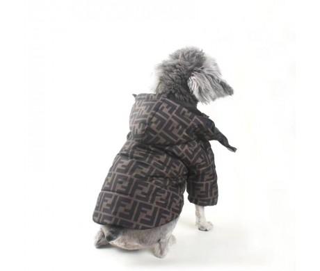 ブランド フェンディ&Dior ペット秋冬服 と シュプリーム 犬首輪セット