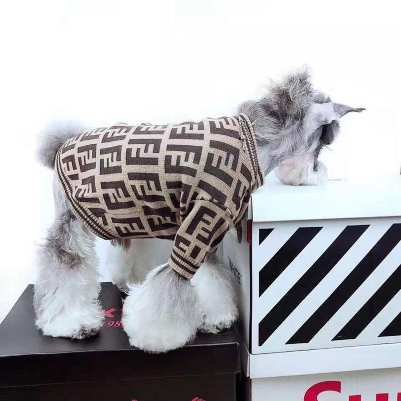 フェンディ ドッグウェア Fendi モンスター 犬猫用セーター