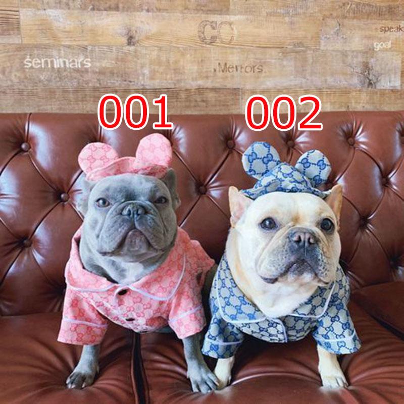 GG 犬用 ブルドッグ 犬 洋服 ブランド偽物 韓国 犬服 パロディスーパーコピー ペット用品