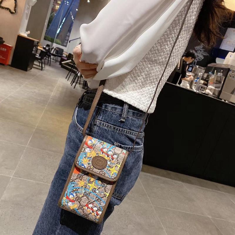 GGスマホケース財布バッグ