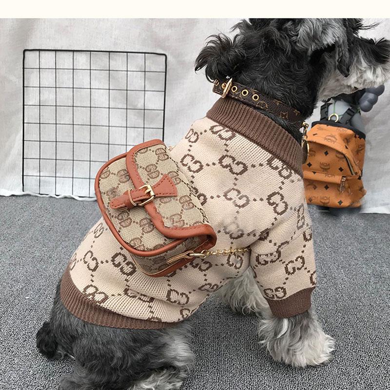 gg 韓国 犬服 パロディ猫服 マルチーズ 秋冬 傷なめ防止 抜け毛対策 小型犬 スーパーコピー ペット用品