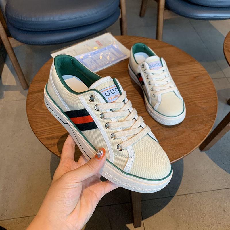 ggやディズニー コラボ シューズ GG キャンバス靴