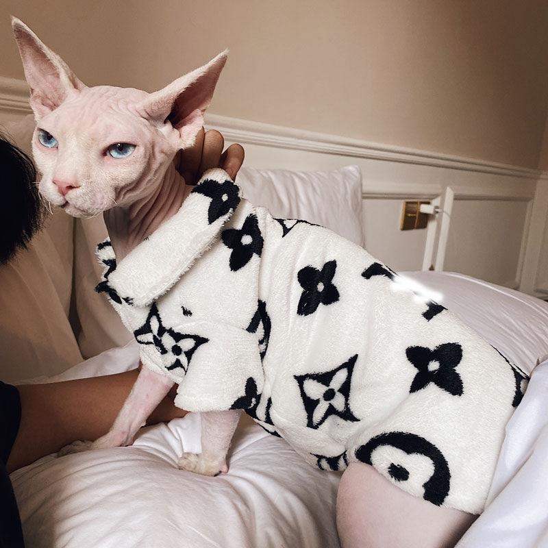 ルイヴィトン ドッグウェア 犬服 パジャマ 小型犬 超小型犬 猫服 愛犬 モノグラム