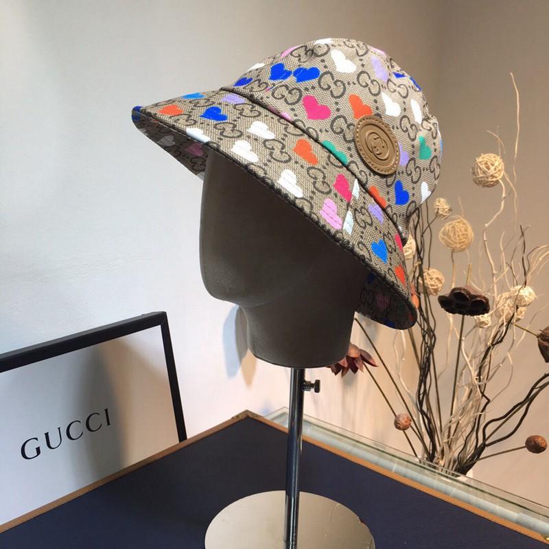 レディース可愛いGGキャンバス 帽子