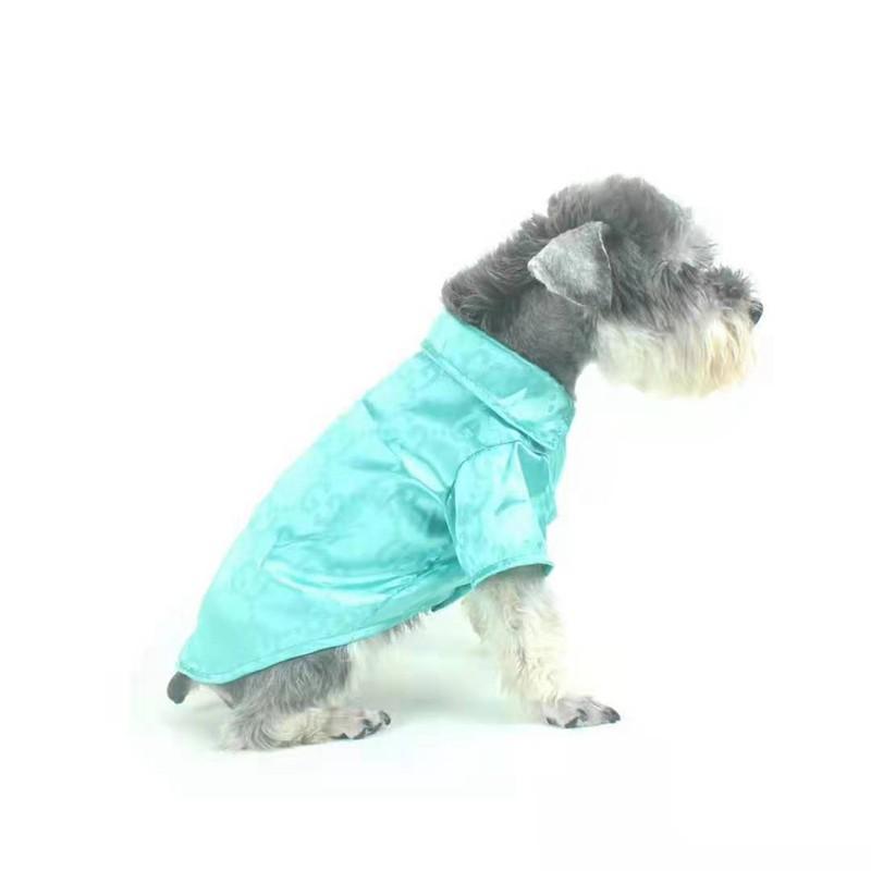GG 犬服 ペット服 パジャマ シンプル ハンサム シルク ペット用品 猫服 gg柄
