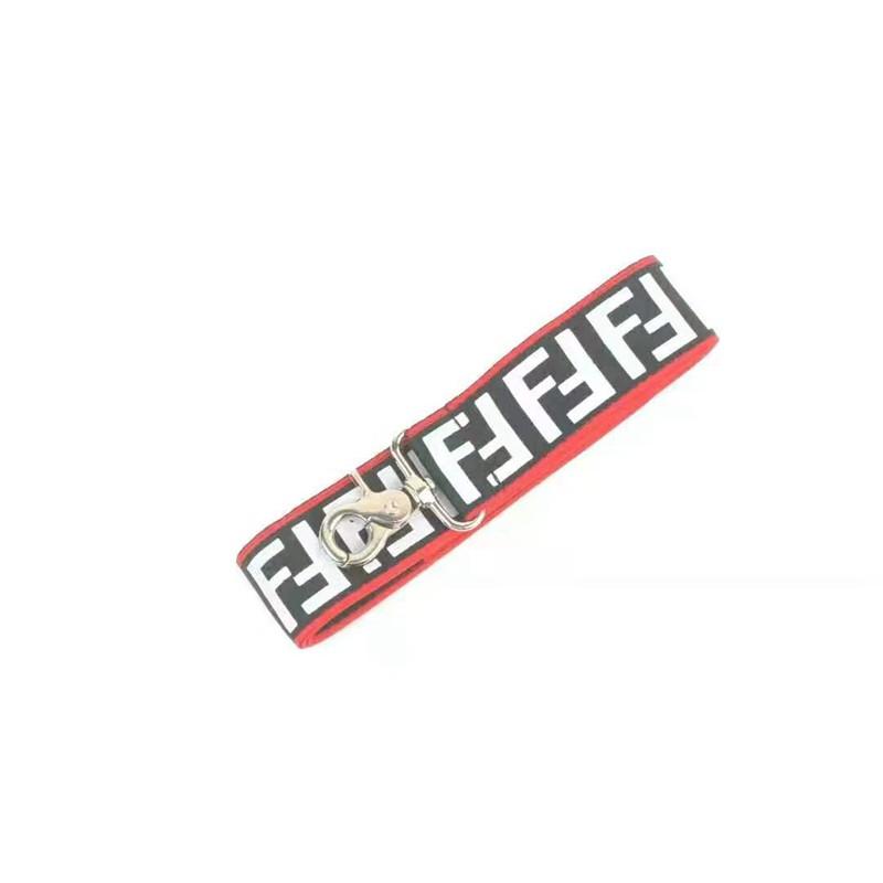 Fendi フェンディ 3点セット 犬猫ハーネス リード 首輪  胴輪 ペット牽引縄 小中大型犬